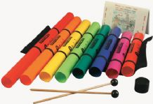Boomwhackers 'Boomophone' XTS Whack Pack incl. beaters